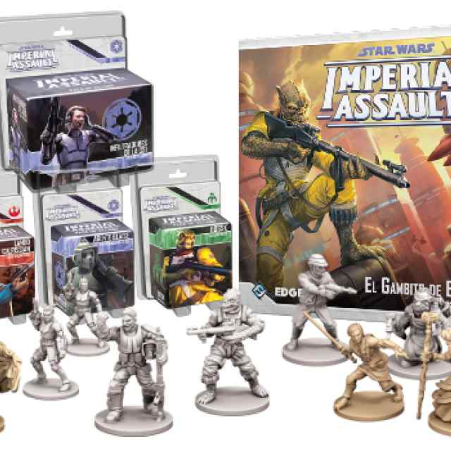 Imperial Assault Oleada 6 Wave 6