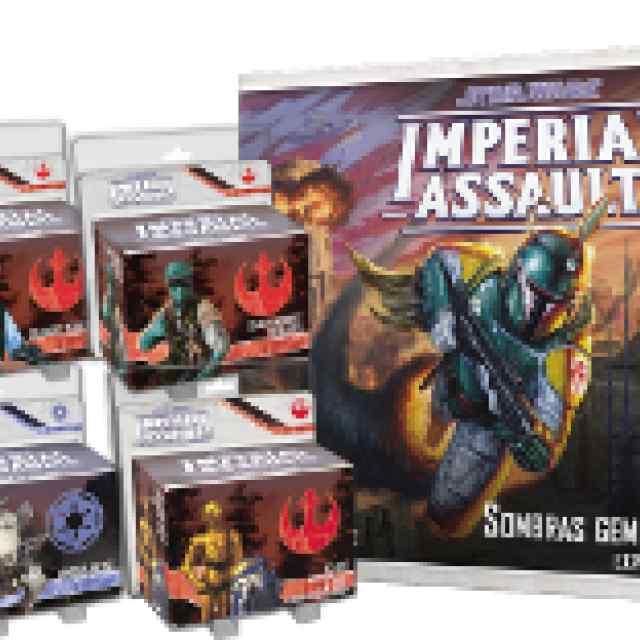 Expansiones Imperial Assault comprar
