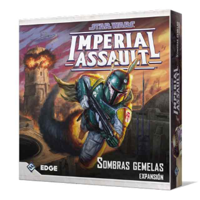 Star Wars: Imperial Assault Sombras Gemelas