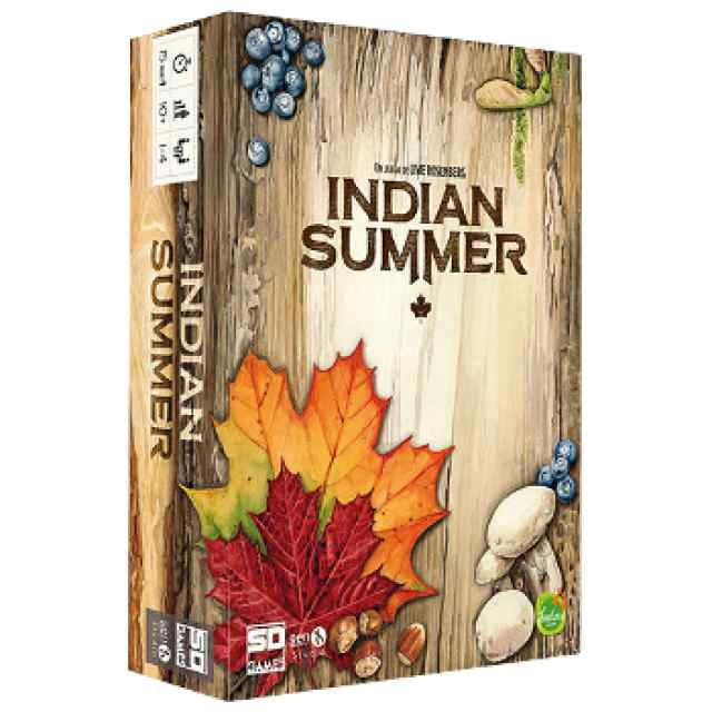 Indian Summer TABLERUM