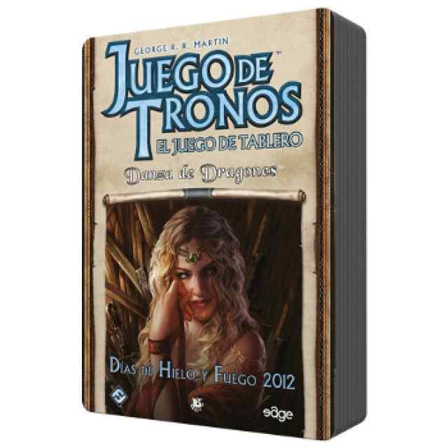 Juego de Tronos: Danza de Dragones TABLERUM