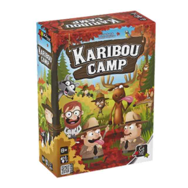 Karibou Camp TABLERUM