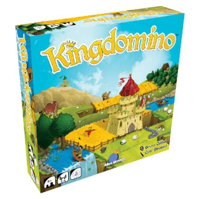 Kingdomino TABLERUM