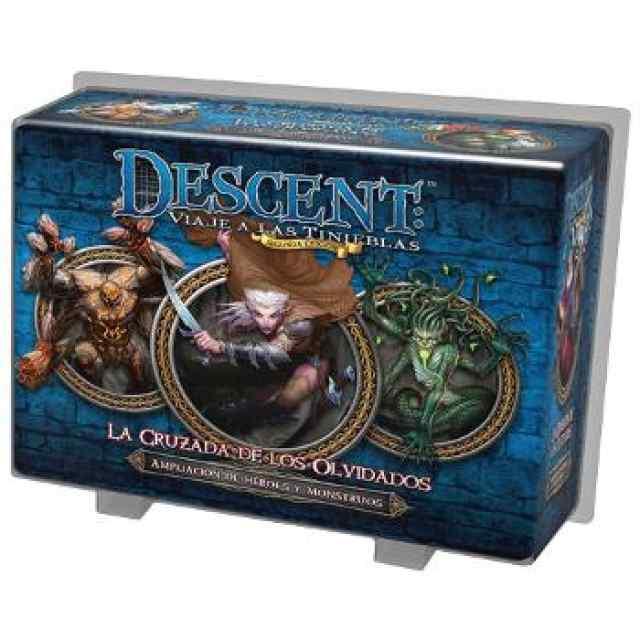 comprar Descent 2: La Cruzada de los Olvidados