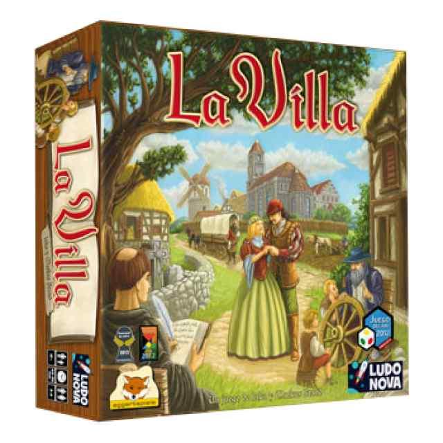 juego de mesa La Villa