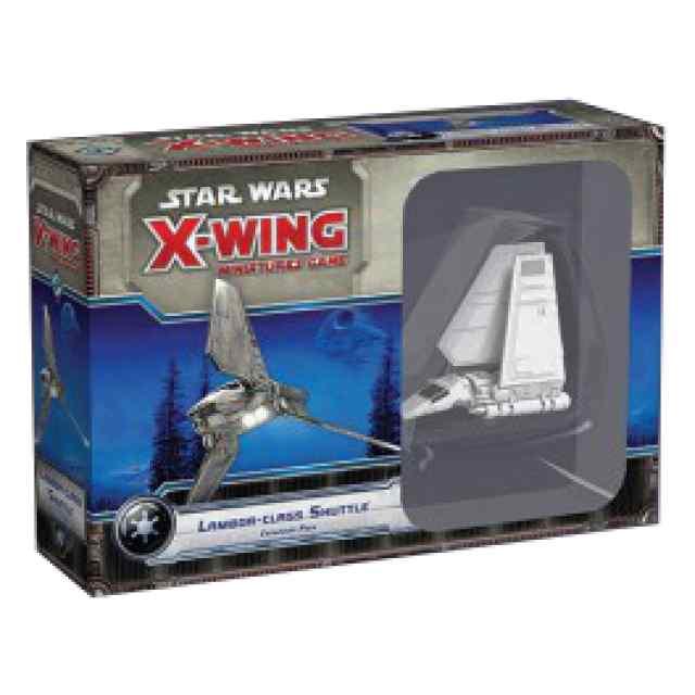 X Wing: Lanzadera Clase Lambda