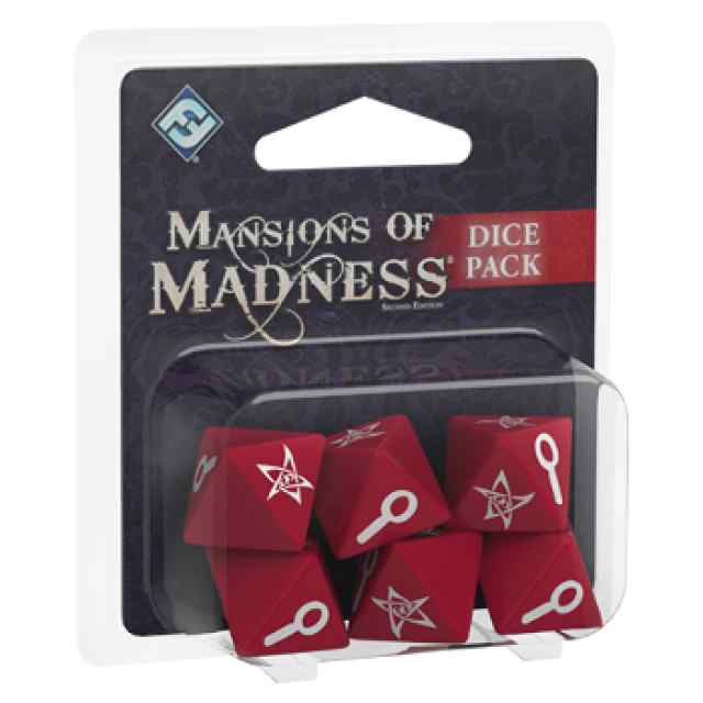 Las Mansiones de la Locura: Dados Extra