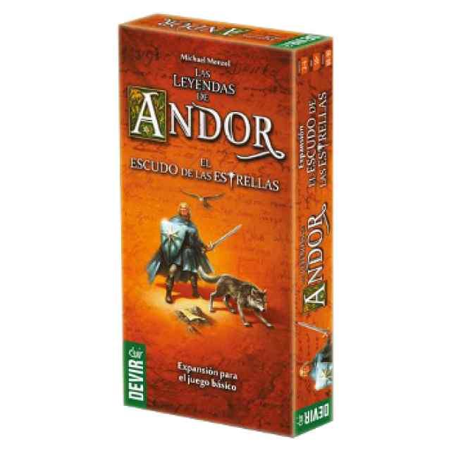 Las Leyendas de Andor: El Escudo de las Estrellas TABLERUM