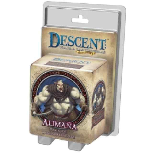 comprar Descent: Lugarteniente Alimaña