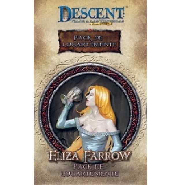Descent: Lugarteniente Eliza Farrow