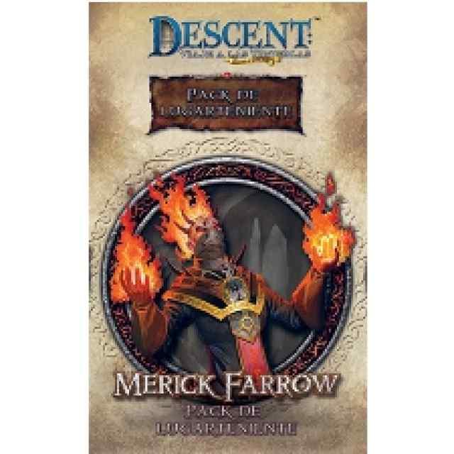 Descent: Lugarteniente Merick Farrow