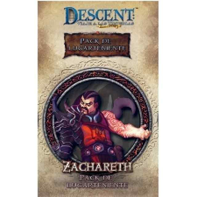 Descent: Lugarteniente Zachareth