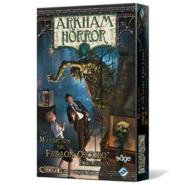 comprar Arkham Horror: La Maldición del Faraón Oscuro (Ed. Revisada)
