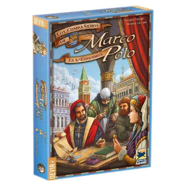 Marco Polo: Los Compañeros de Marco Polo TABLERUM
