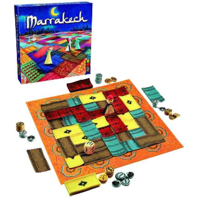 comprar Marrakech juego de mesa
