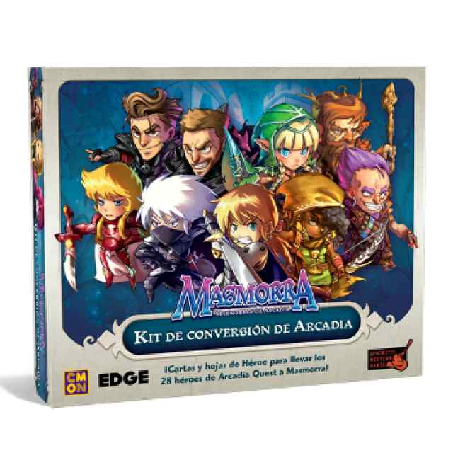 Masmorra: Kit de Conversión de Arcadia
