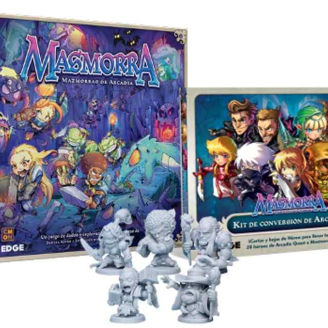 Masmorra + Kit de Conversión de Arcadia
