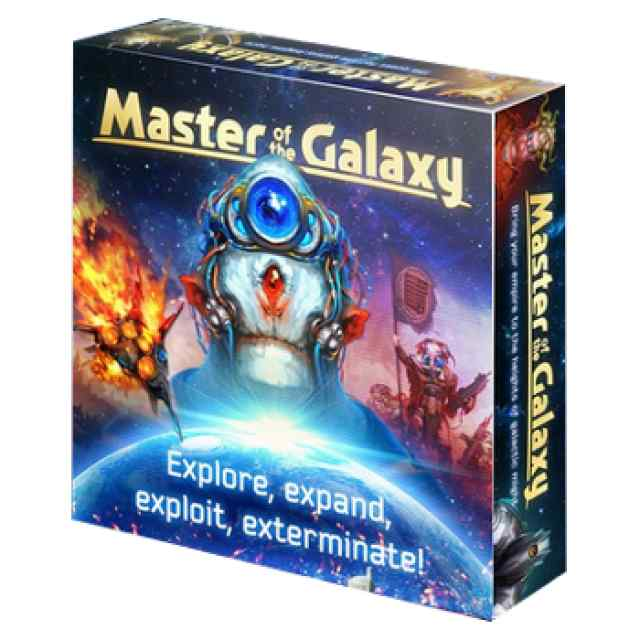 Master of Galaxy (Ed. Castellano) TABLERUM