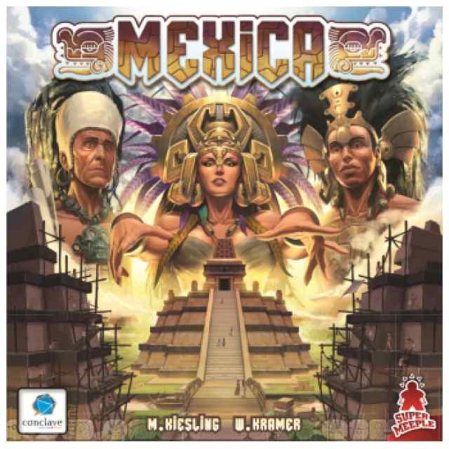 juego de mesa Mexica