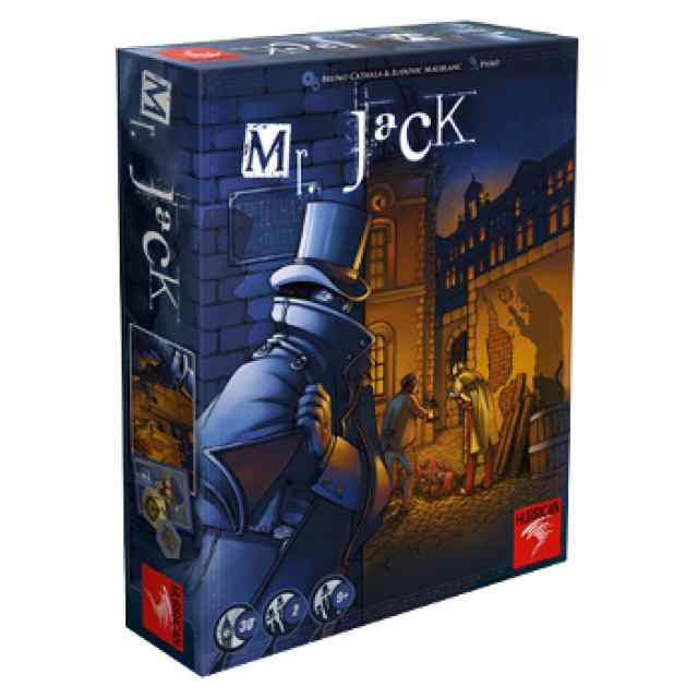 Mr. Jack Londres TABLERUM