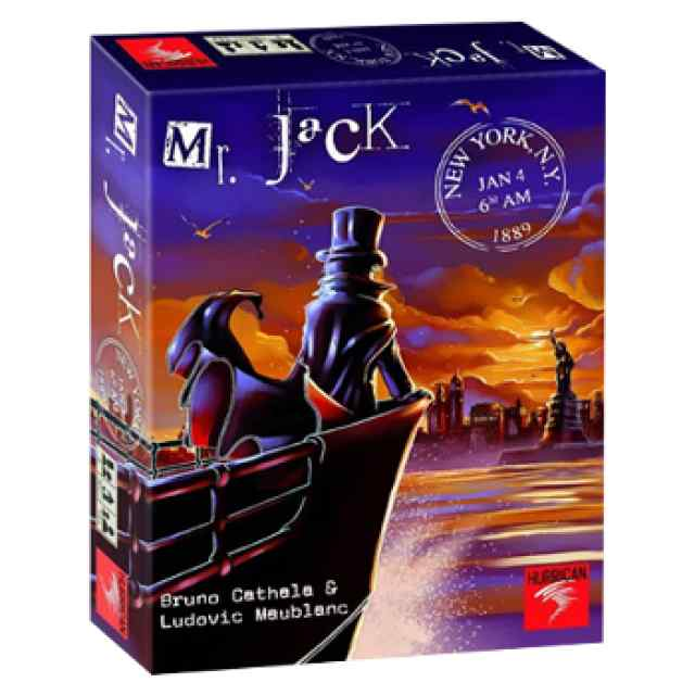 Mr. Jack Nueva York TABLERUM