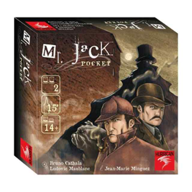 Mr Jack Pocket TABLERUM