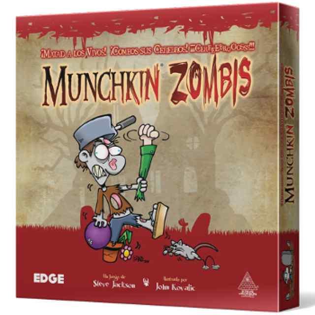 comprar Munchkin Zombis