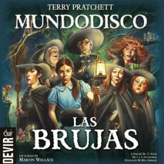Mundodisco: Las Brujas