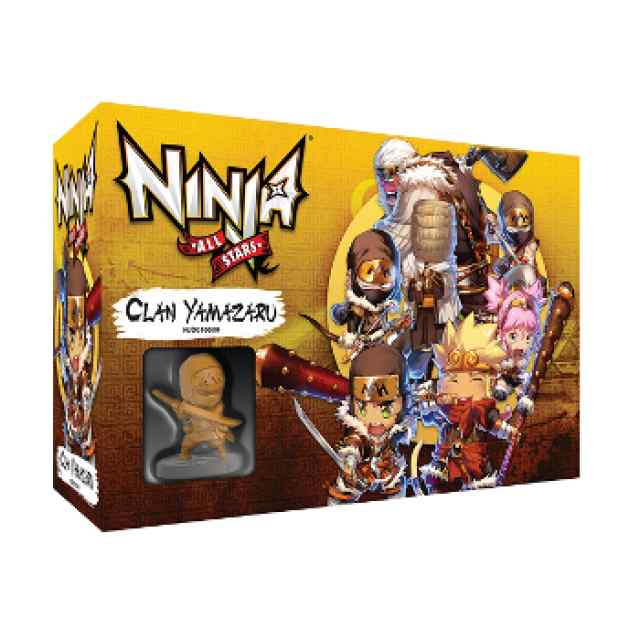 Ninja All Stars: Clan Yamazaru