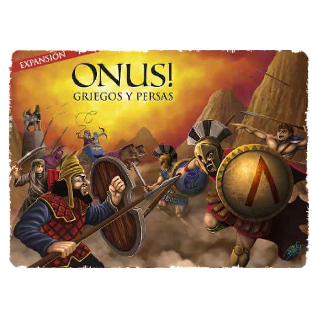 Onus Griegos y Persas TABLERUM