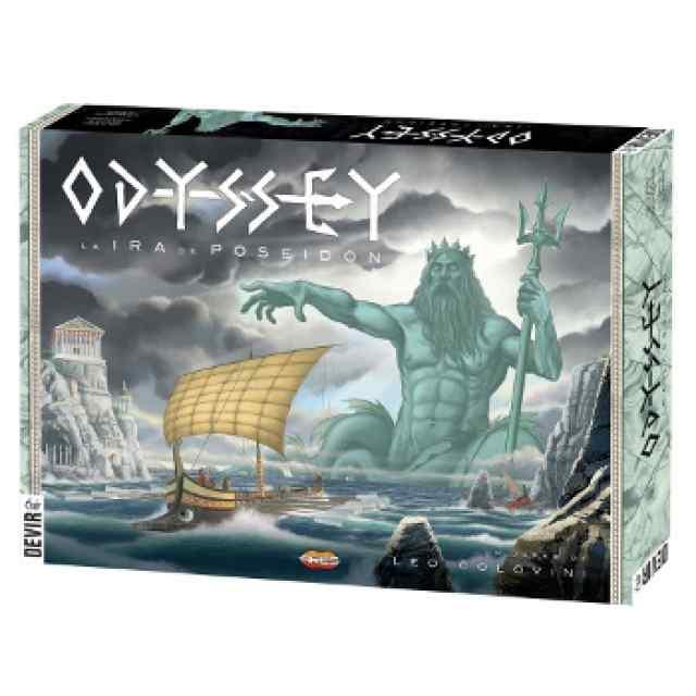 comprar Odyssey: La Ira de Poseidón
