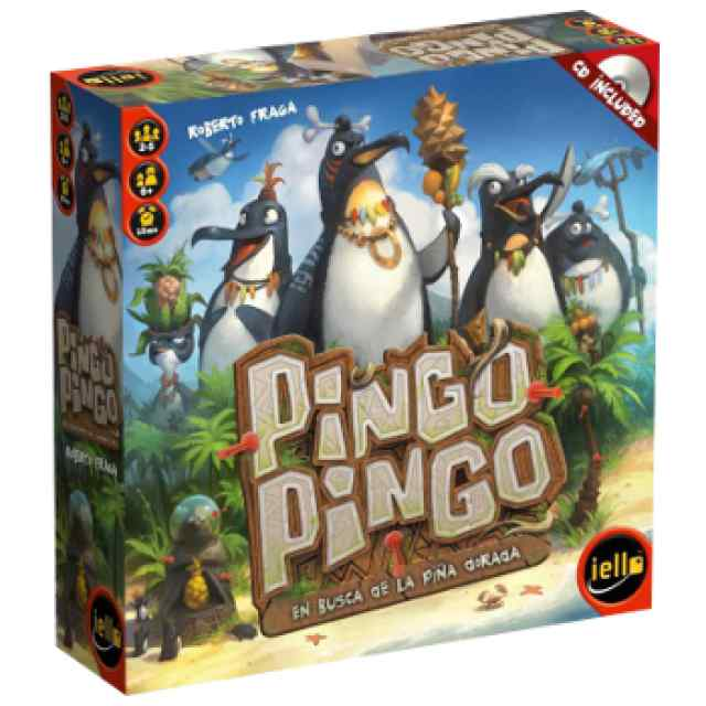 comprar Pingo Pingo