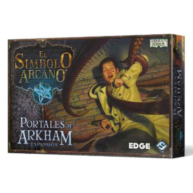 comprar El Símbolo Arkano: Portales de Arkham