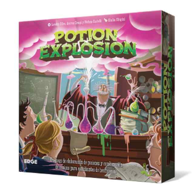juego Potion Exposion