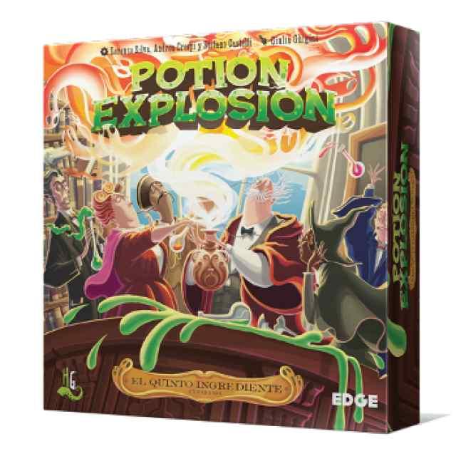Potion Explotion: El Quinto Ingrediente