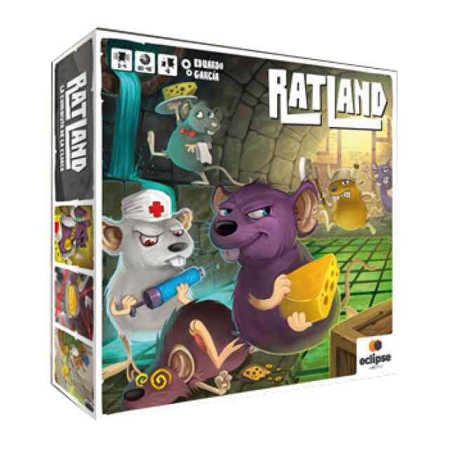 Ratland (Ed. Kikstarter) TABLERUM