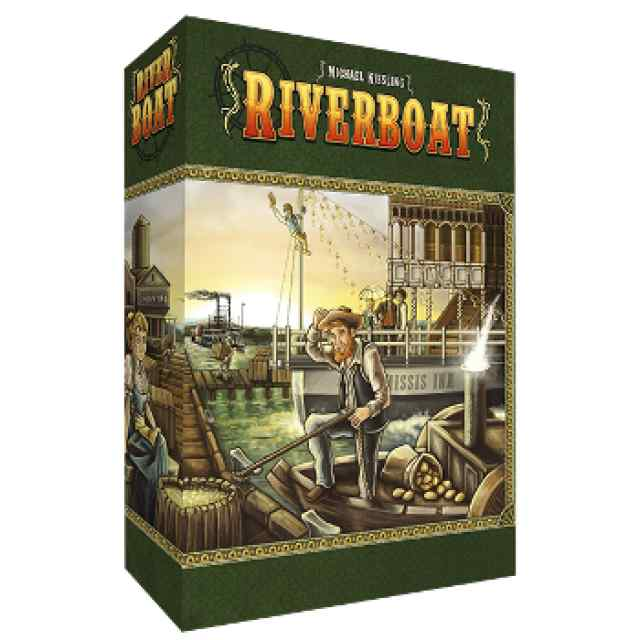 Riverboat TABLERUM