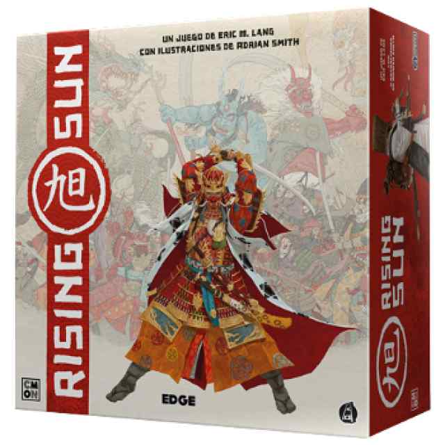Rising Sun TABLERUM