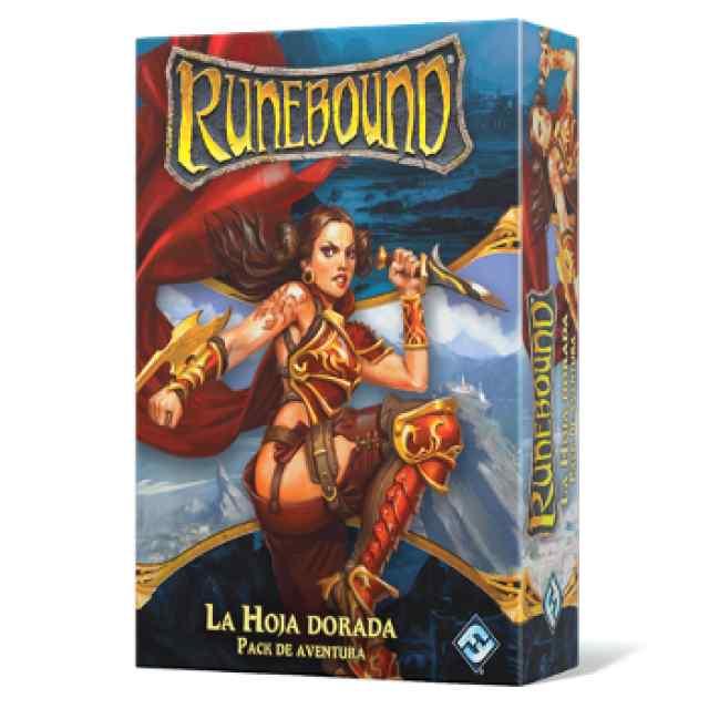Runebound (3ªEd): La Hoja Dorada