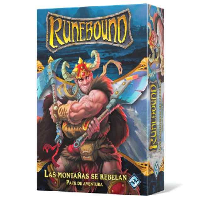 Runebound (3ªEd): Las Montañas se Rebelan