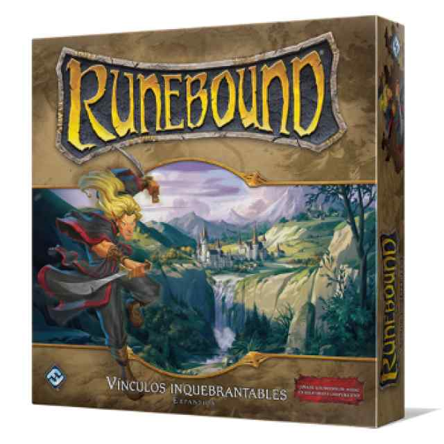 Runebound (3ªEd): Vínculos Inquebrantables TABLERUM