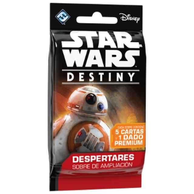 comprar Star Wars: Destiny: Despertares Sobres de Ampliación