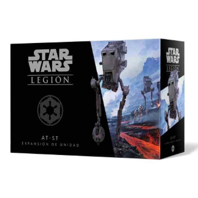 Star Wars Legión: AT-ST TABLERUM
