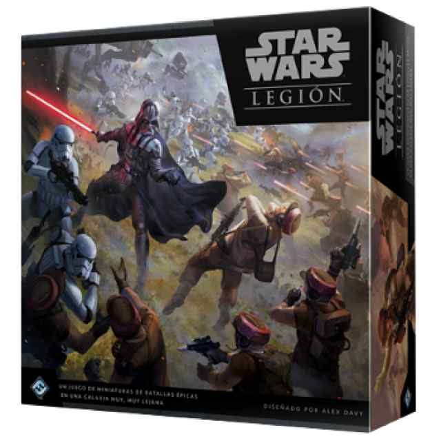 Star Wars Legion TABLERUM