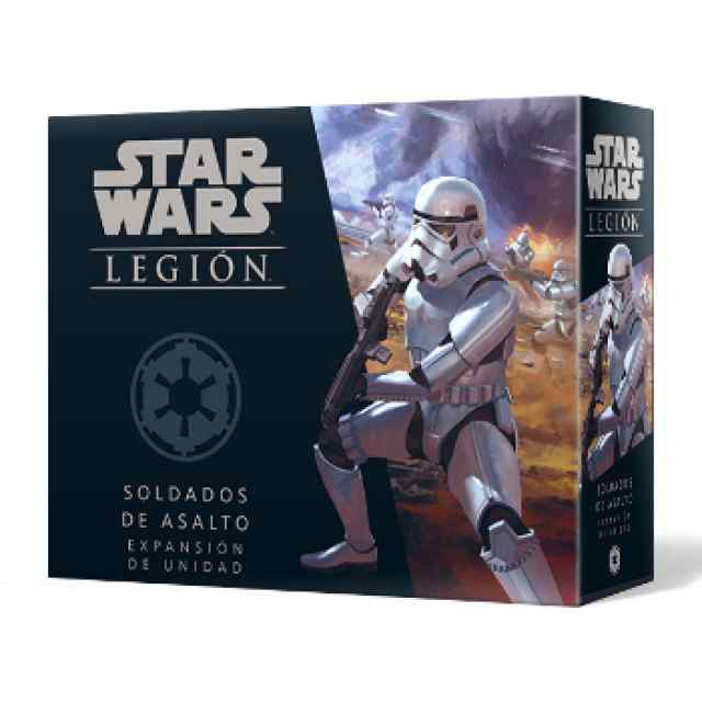 Star Wars Legión: Soldados de Asalto TABLERUM