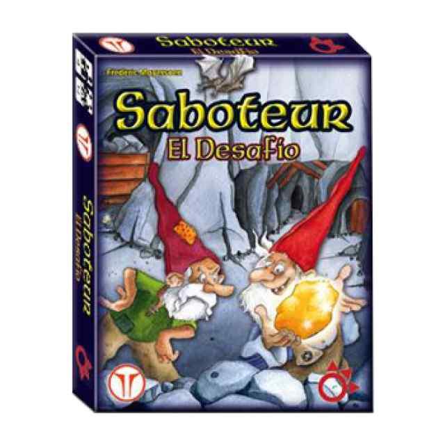 Saboteur: El Desafío