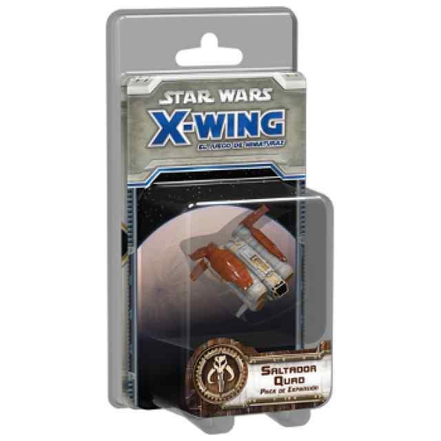 X Wing: Saltador Quad
