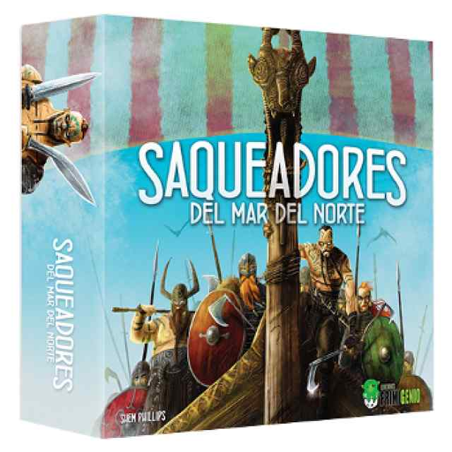 Saqueadores del Mar del Norte TABLERUM