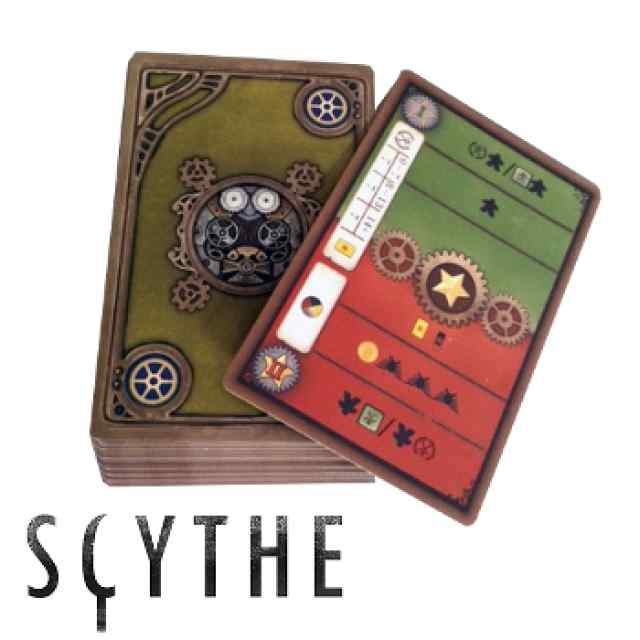 Scythe: Pack adicional Automa TABLERUM