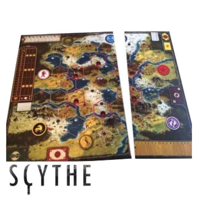 Scythe: Extensión de Tablero TABLERUM